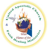 United Apostolic Church with Flames of Fire